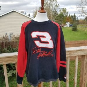 Vintage Dale Ernhardt 3 Nascar Sweatshirt